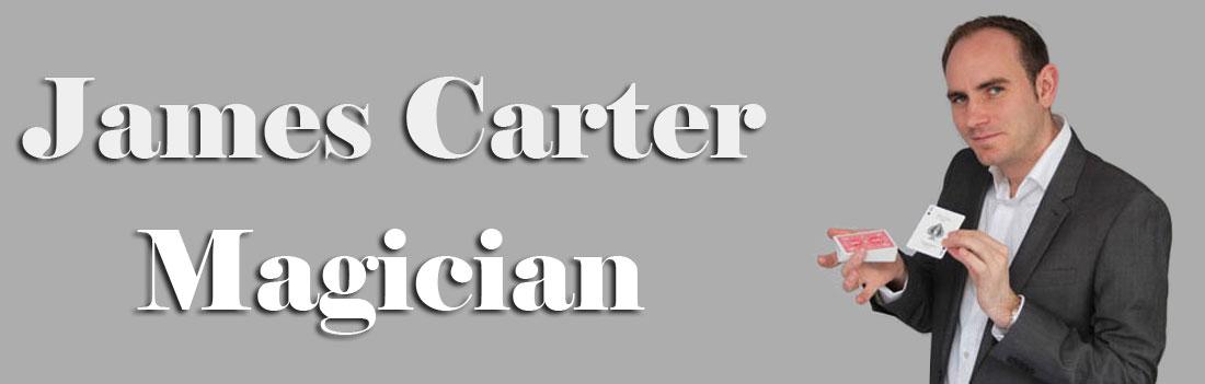 Magician James Carter Logo